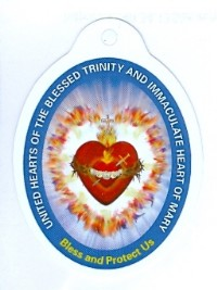 United Hearts Badge 10 Pack